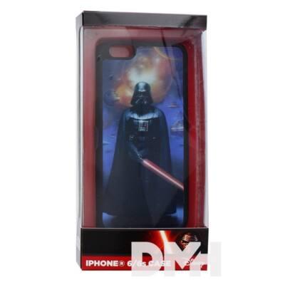 Lazerbuilt IPSW-I6-LENVADER Star Wars  Darth Vader iPhone 6 TPU mobil tok
