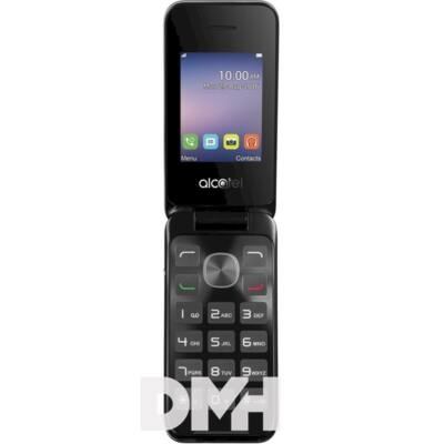 "Alcatel 2051D 2,4"" Dual SIM ezüst mobiltelefon"