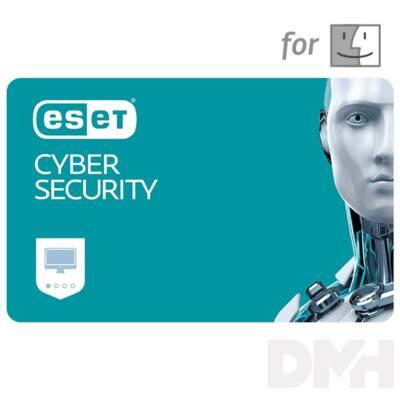 ESET Cyber Security hosszabbítás HUN 3 Felhasználó 1 év online vírusirtó szoftver