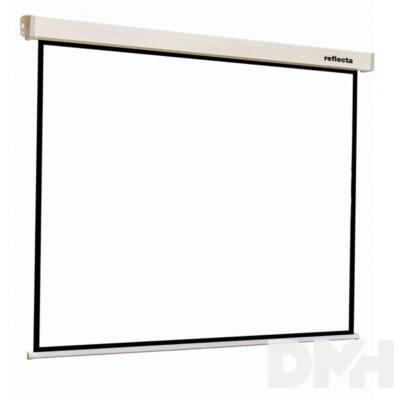 Reflecta Crystal-Line Rollo 1:1 240cm×240cm rolós fali vetítővászon