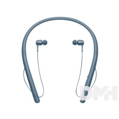 Sony WIH700 Hi-Res Bluetooth kék fülhallgató headset