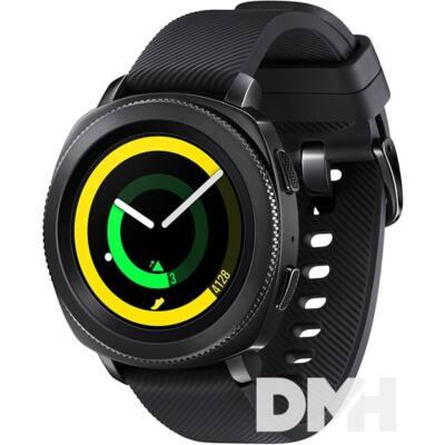 Samsung SM-R600 Gear Sport fekete bluetooth okosóra