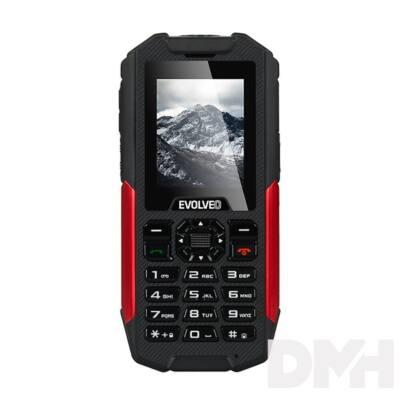 "Evolveo Strongphone X3 2"" Dual SIM fekete mobiltelefon"