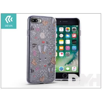 Devia ST995522 NIFTYBUNNIES iPhone 7+ szilikon hátlap