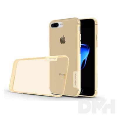 Nillkin NL127821 NATURE iPhone 7+/8+ barna szilikon hátlap