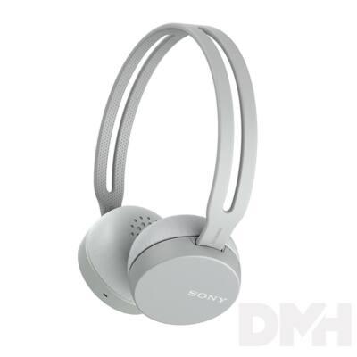 Sony WHCH400H Bluetooth szürke fejhallgató
