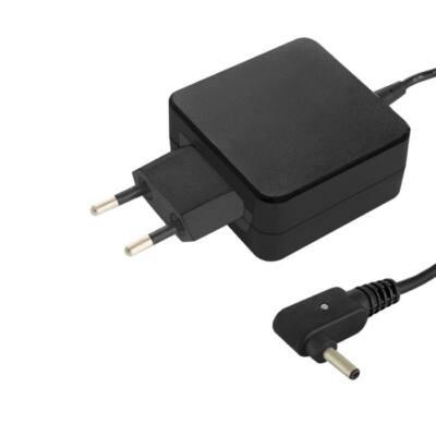 Qoltec Ultrabooka hálózati adapterAsus 45W | 19V | 2.37 A | 3.0x1.0