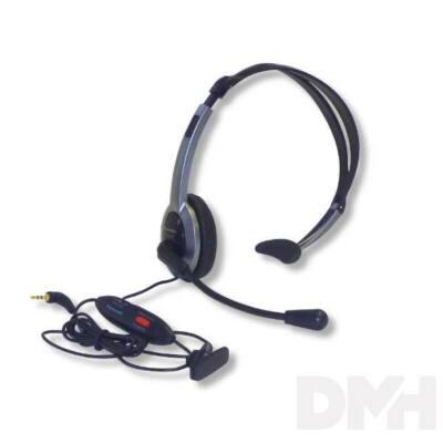 Panasonic RP-TCA430E-S kezelői fejhallgató