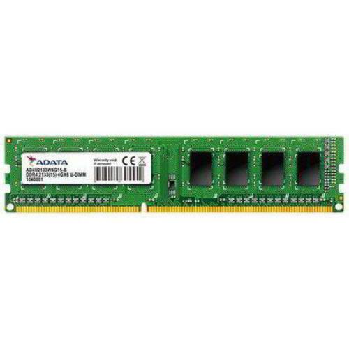 Adata Premier Series, DDR4, 4GB, 2133MHz, CL15 bulk