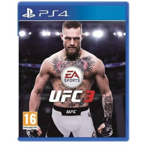 EA Sports UFC 3 PS4 CZ/SK/HU/RO