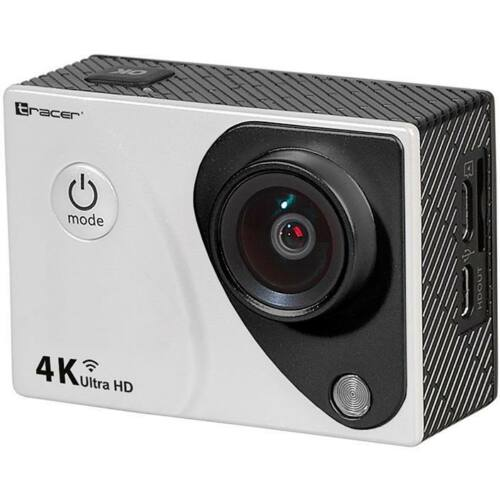 Sport kamera TRACER eXplore SJ 4560 wi-fi 4K silver