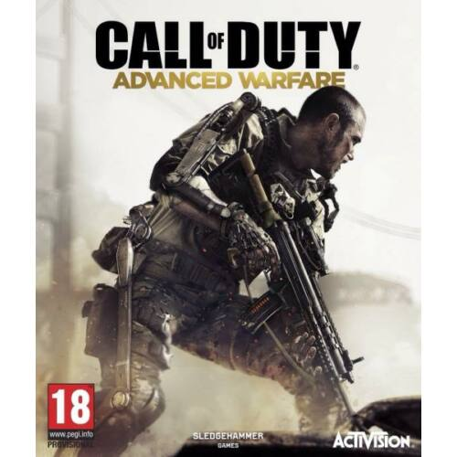 Activision Call of Duty Advanced Warfare (PC) Játékprogram