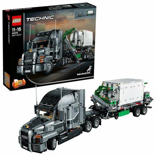 LEGO Technic 42078 Mack Anthem kamion - Sérült csomagolás