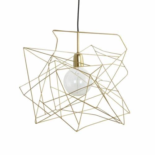 Assymetric Lámpabúra - Arany (sp0361)