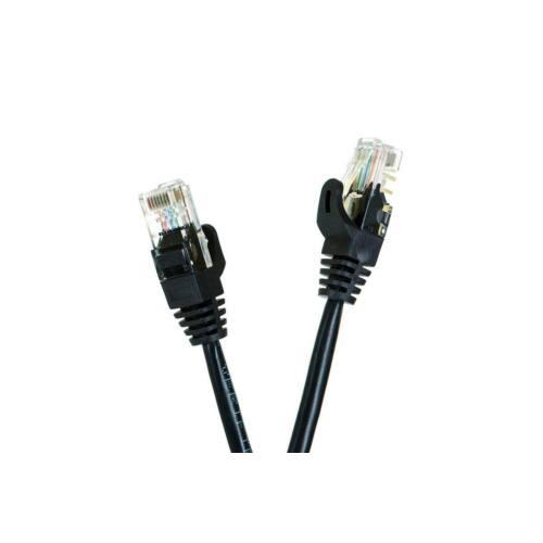Digitalbox START.LAN Patchcord UTP cat.5e 25m black