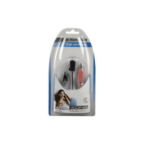 Koenig clip-on microphone