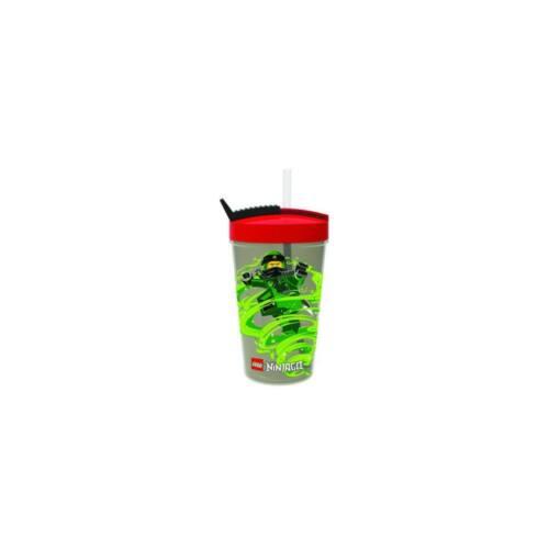 Szívószálas pohár, Ninjago