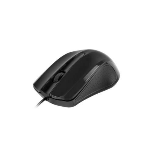 UGO Optic mouse  1200 DPI, Black