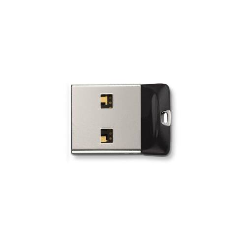 Sandisk Cruzer Fit USB Flash Drive 16GB USB 2.0