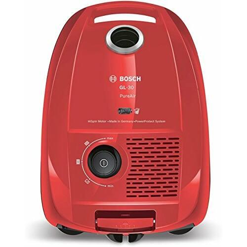 Bosch BGL3B220 Porzsákos Porszívó 4 liter, 2400W
