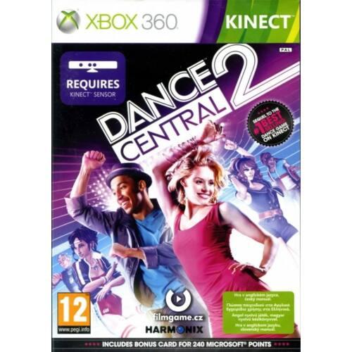 XB360-KINECT DANCE CENTRAL 2