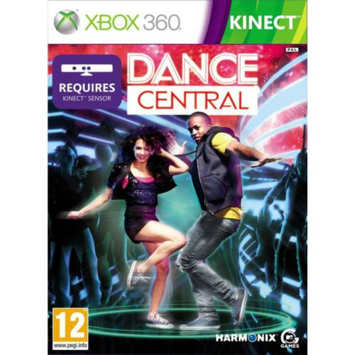 XB360-KINECT DANCE CENTRAL