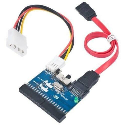Gembird kétirányú SATA/IDE konverter - Bontott csomagolás