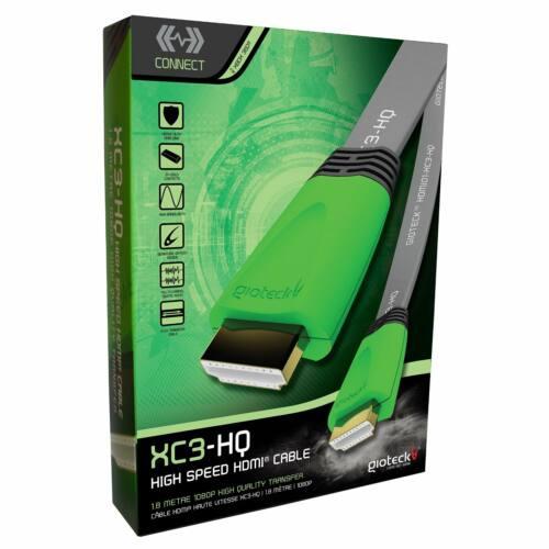 Gioteck HDMI kábel XC3-HQ