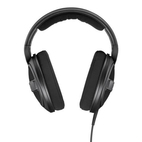 Sennheiser  HD 569 Stereo fejhallgató mikrofonnal fekete kagylós zárt kialakítású
