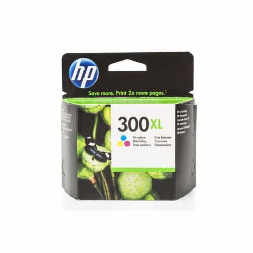 HP nyomtatópatron 300XL
