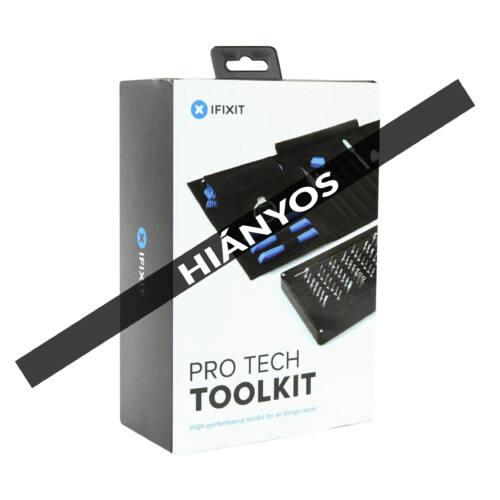 iFixit Pro Tech Toolkit szerszámkészlet - Hiányos készlet