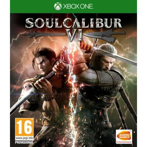 Soul Calibur VI (Xbox One) Játékprogram