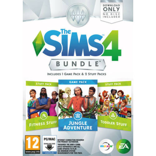 THE SIMS 4 BUNDLE PACK 6 (BP6) PC HU