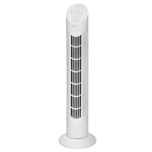 Clatronic TVL3546 oszlop ventilátor, 3 sebességgel, 50W - Sérült csomagolás