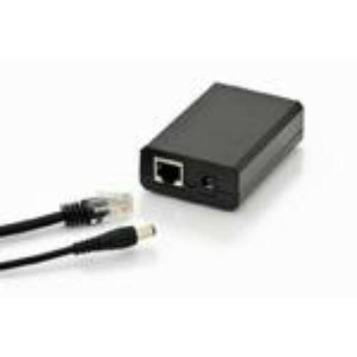 Splitter PoE + 802.3at max. 48V 24W Gigabit to DATA/DC 5/9/12V non PoE devices