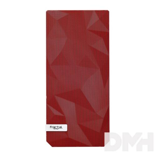 Fractal Design Meshify C Replacement front red