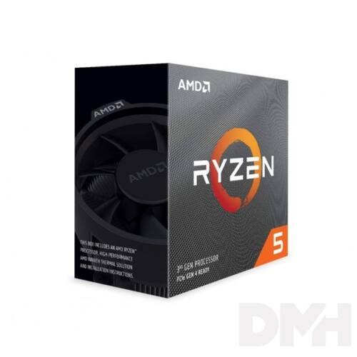AMD Ryzen 5 3600 3,60GHz Socket AM4 32MB (3600) box processzor