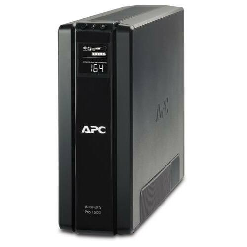 APC Power-Saving Back-UPS Pro 1500VA, Schuko