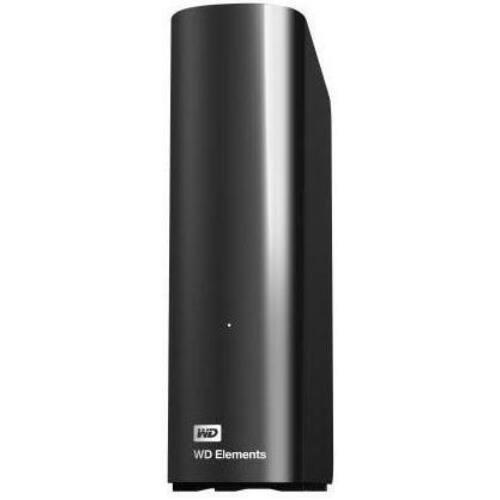External HDD WD Elements Desktop 3.5'' 4TB USB3, Black