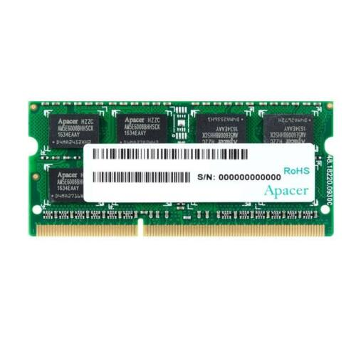 Apacer DDR3 8GB 1600MHz CL11 SODIMM 1.35V