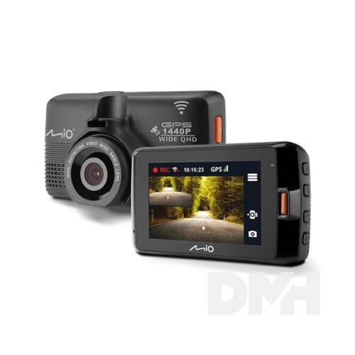 """Mio MiVue 752 Wi-Fi Dual 2,7"""" autós kamera"""