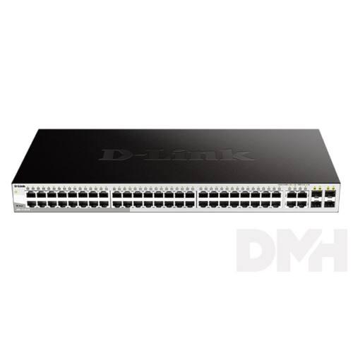 D-Link DGS-1210-48 48port GbE LAN 4x GbE RJ45/SFP Combo port Smart switch