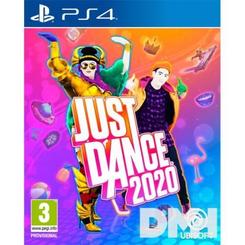 Just Dance 2020 PS4 játékszoftver