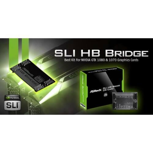 ASRock SLI HB Bridge 2 Slot