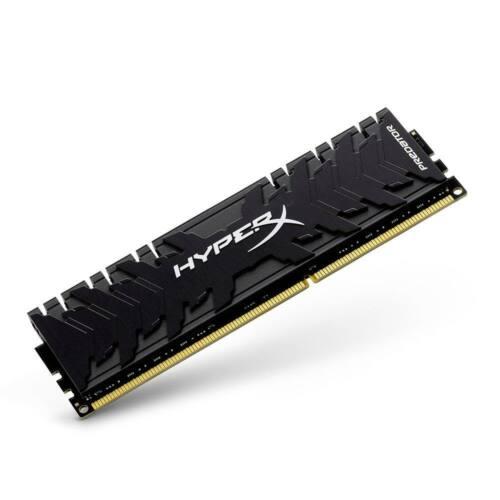 Kingston HyperX 8GB 1G x 64-Bit DDR4 3000 CL15 288 Pin DIMM