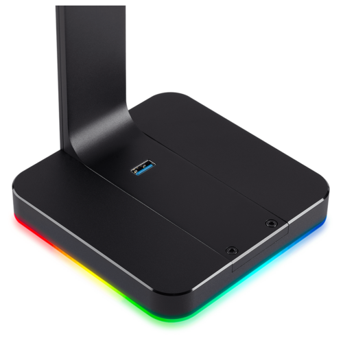 Corsair Premium fejhallgató állvány, ST100 RGB, 7.1 Surround