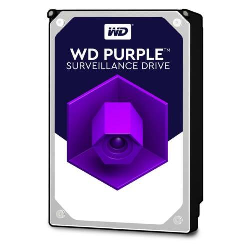 Internal HDD WD Purple 3.5'' 12TB SATA3 256MB
