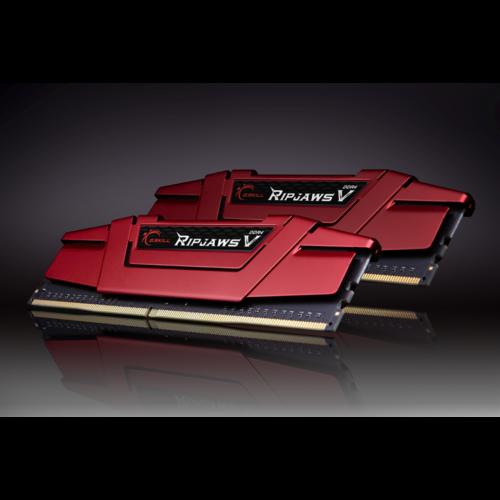 G.Skill RipjawsV DDR4 16GB (2x8GB) 3600MHz CL19 1.35V XMP 2.0