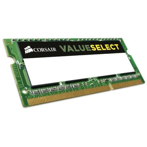 DDR3 SODIMM Corsair 8GB (2x4GB) 1600MHz CL11 1.35V