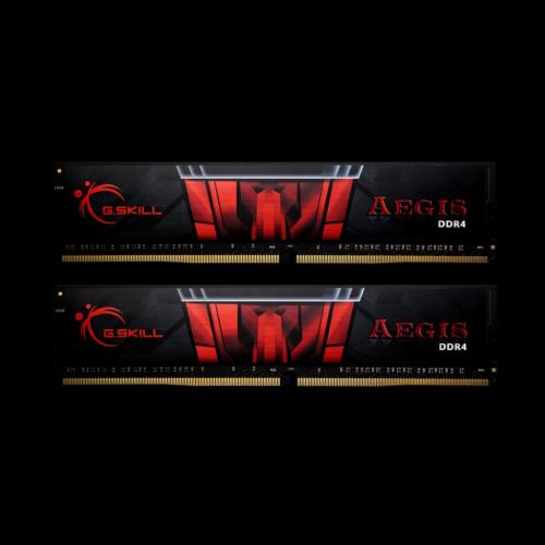 G.Skill Aegis DDR4 16GB (2x8GB) 3000MHz CL16 1.35V XMP 2.0